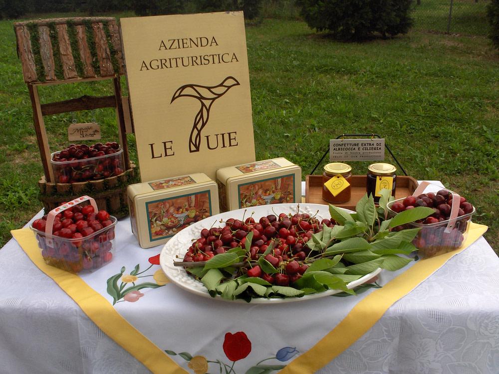 Prodotti Agriturismo Le Tuie